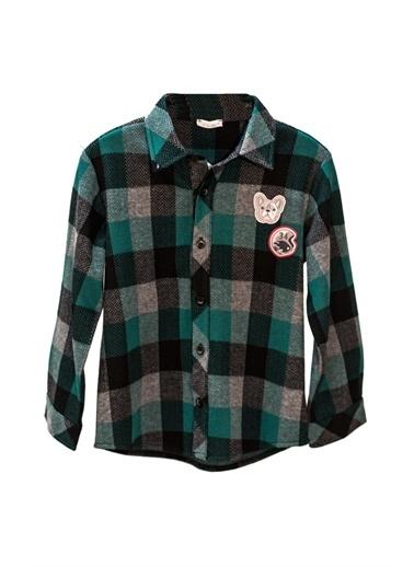 Zeyland Köpek Armalı Oduncu Gömlek (6ay-4yaş) Köpek Armalı Oduncu Gömlek (6ay-4yaş) Yeşil